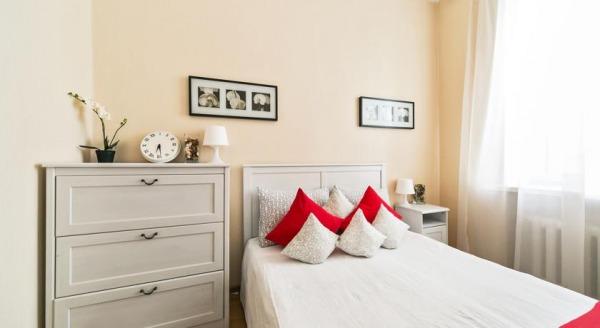 Malliott Zemlyanoy Val Deluxe Apartment Historical Centre