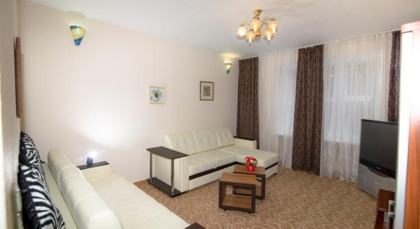 Kutuzovskiy Prospect 29 Apartment