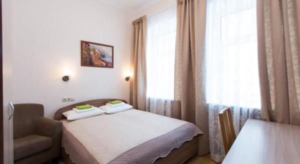 Мини отель на Новослободской