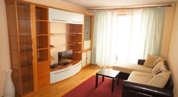 Квартира на Новочеремушкинской