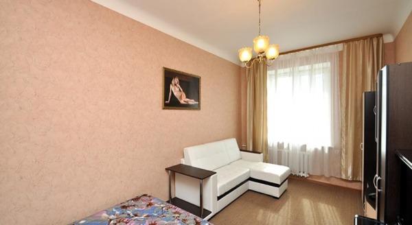 Apartment na Krasnogvardeyskom proyezde 2