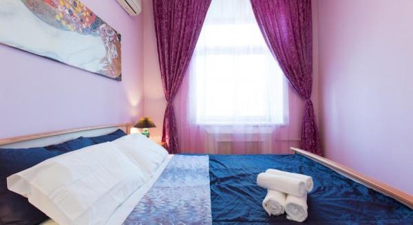 Apartment Kutuzovskiy 4