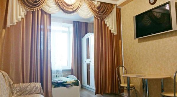 Apartments Na Avtozavodskoy 13/1
