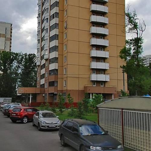 Apartment On Gerasima Kurina