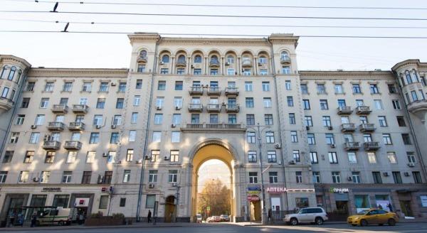 Flatio on Tverskaya street