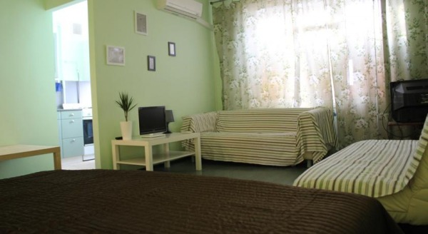 Apartment Gruzinskiy 10