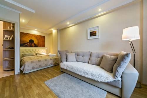 Апартаменты «Malliott Новый Арбат»