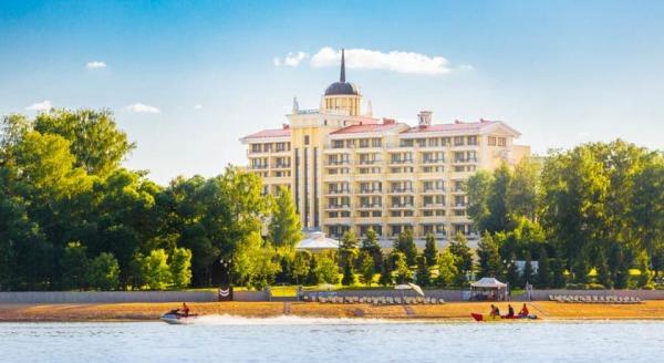 Апартаменты Мистраль Отель и СПА