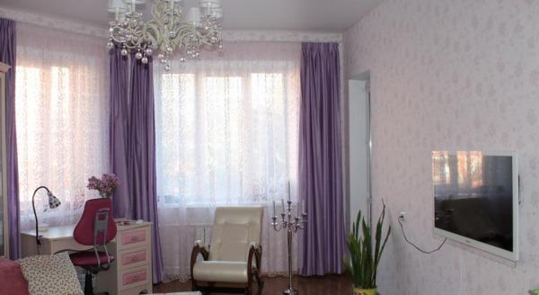 Apartment Chekistskaya Street