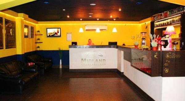 Отель Midland Sheremetyevo