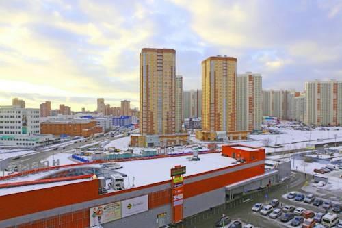 MS Apartments Химки Панорама