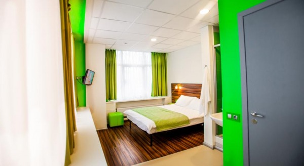 Отель Concept