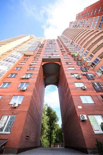 Apartment on Yubileyniy 66