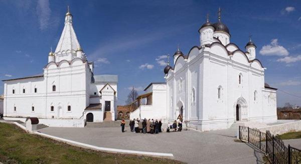 Женский Введенский Владычный монастырь