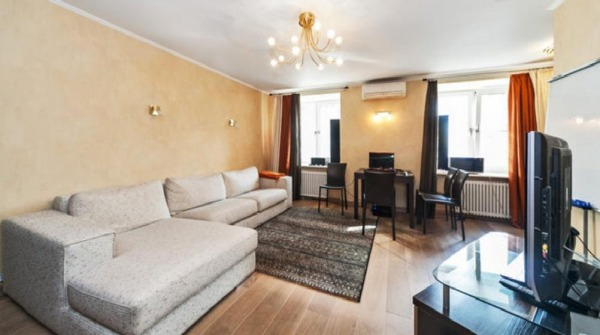 Apartment Rostovskaya Naberezhnaya