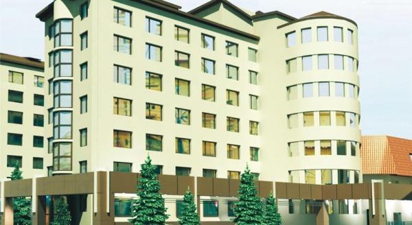 Бизнес Отель Спектр - Хамовники