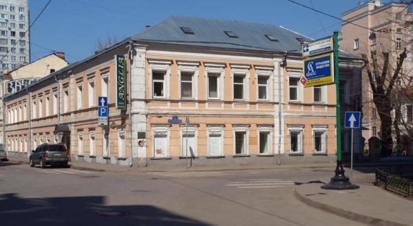 Сквер Отель Тверская