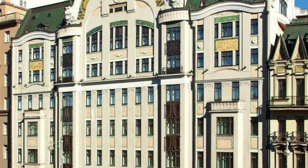 Отель Марриотт Москва Тверская
