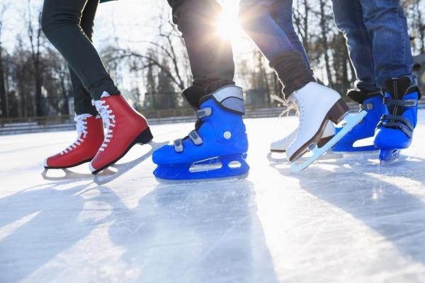 Ледовый каток «Серебряный лед»