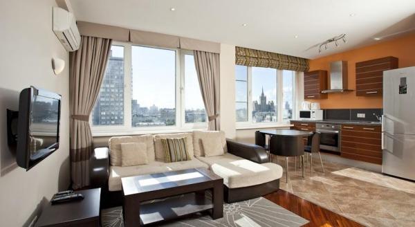 Moscow Suites Apartments Arbat
