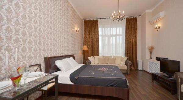 EnjoyMoscow Pushkin & Red Square Apartments