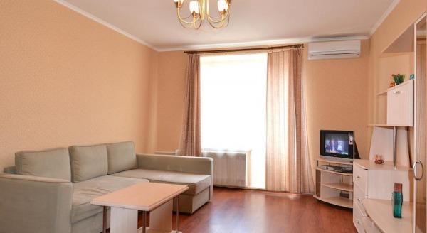 Апартаменты на Белорусской