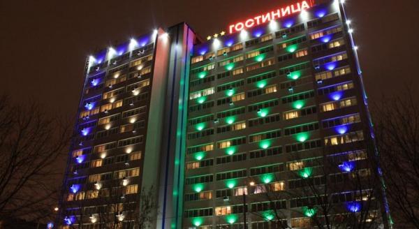 Гостиница МосУз Центр