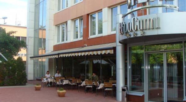 Отель Евросити
