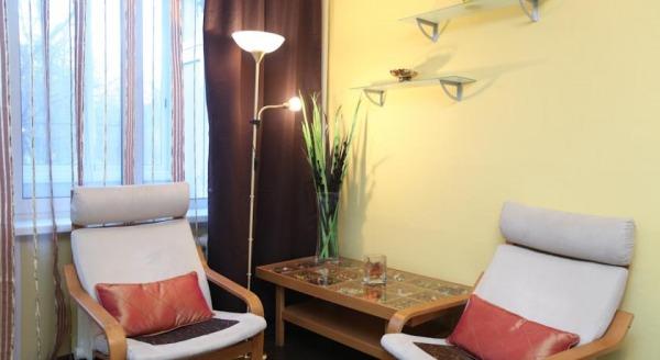 Кварт Апартаменты на Белорусской