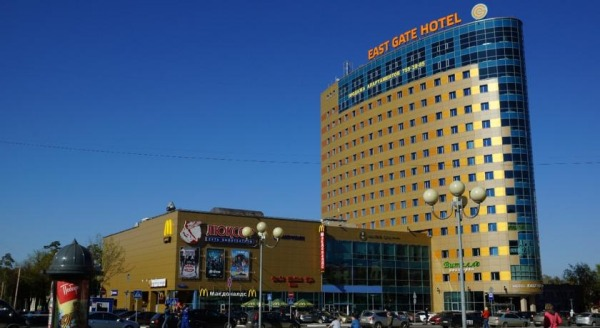 Отель East Gate