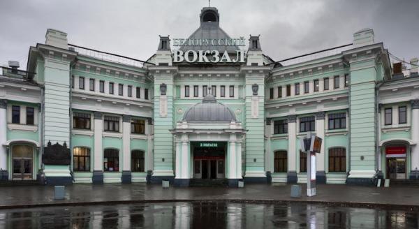 Хостел на Белорусском