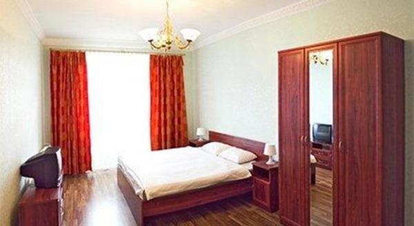 InnDays Apartments Комсомольская
