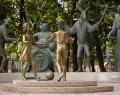Скульптурная композиция «Дети - жертвы пороков взрослых»