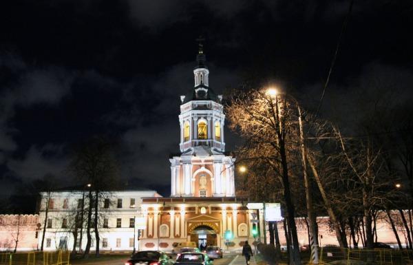 Храм Донской иконы Божией Матери, Большой собор