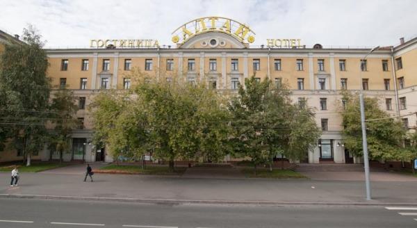 Алтай Эконом Отель