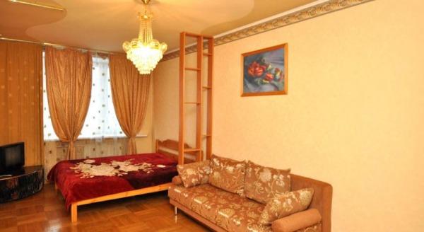 Апартаменты на Грузинском Валу