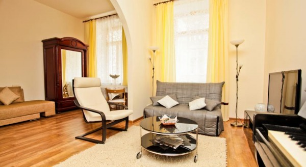 Miracle Apartments Арбатская
