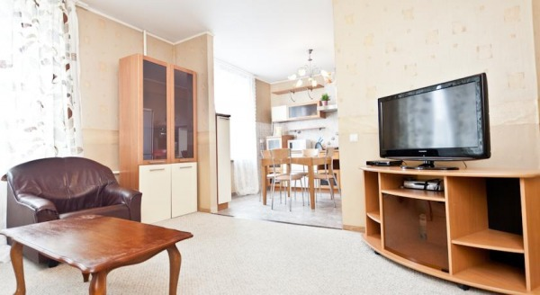 Apartments Kievskaya