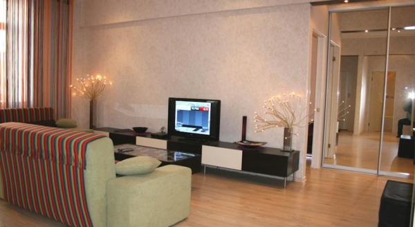 Spacy Apartment near Moscow State University