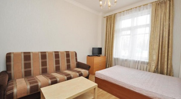 Апартаменты на Хорошовском Проезде