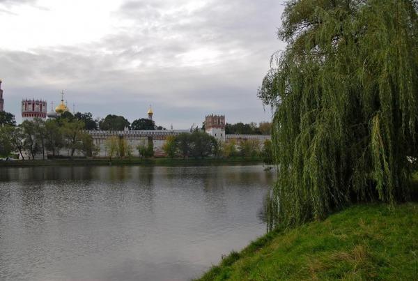 Большой Новодевичий пруд