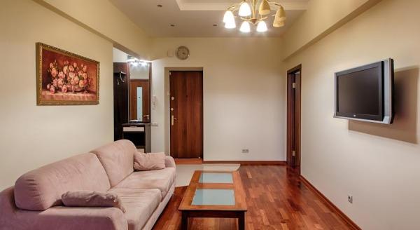 City Inn Apartments на Алексеевской