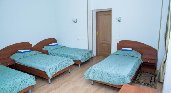 Отель ДОСААФ на Волоколамском Шоссе