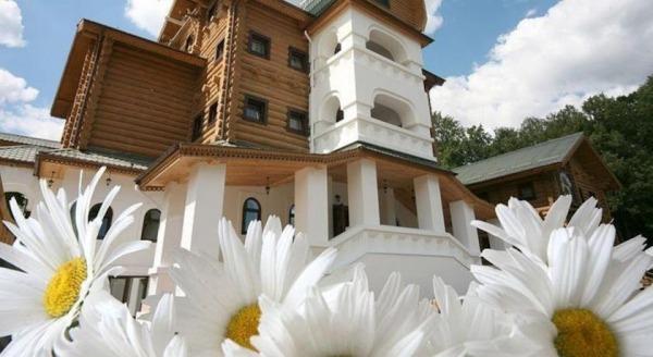 Отель «Усадьба Ромашково»