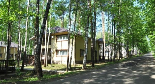 Санаторий Подмосковье УДП РФ