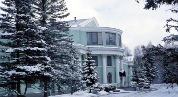 Санаторий Подмосковье УДП РФ Корпус Люкс