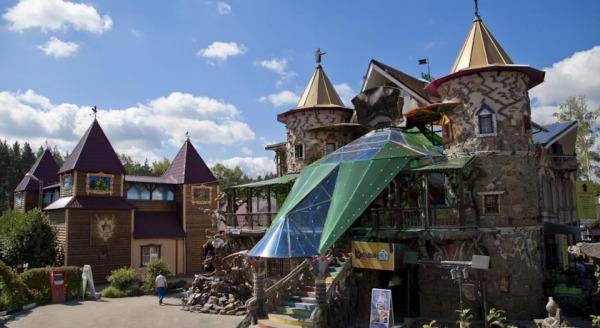 Отель Замок Снов