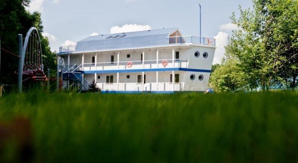 Отель Корабль