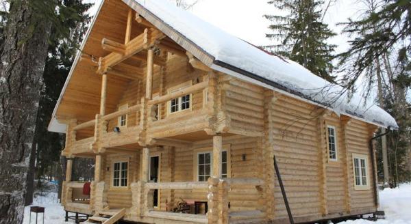 Эко-отель Лесной Дом
