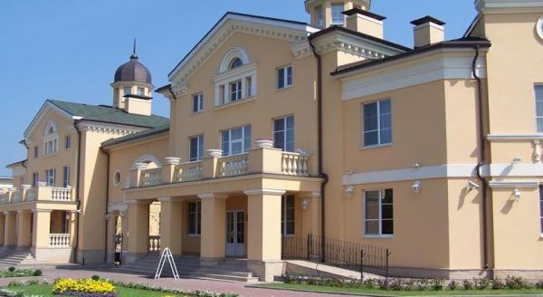 Отель Зеленый Мыс